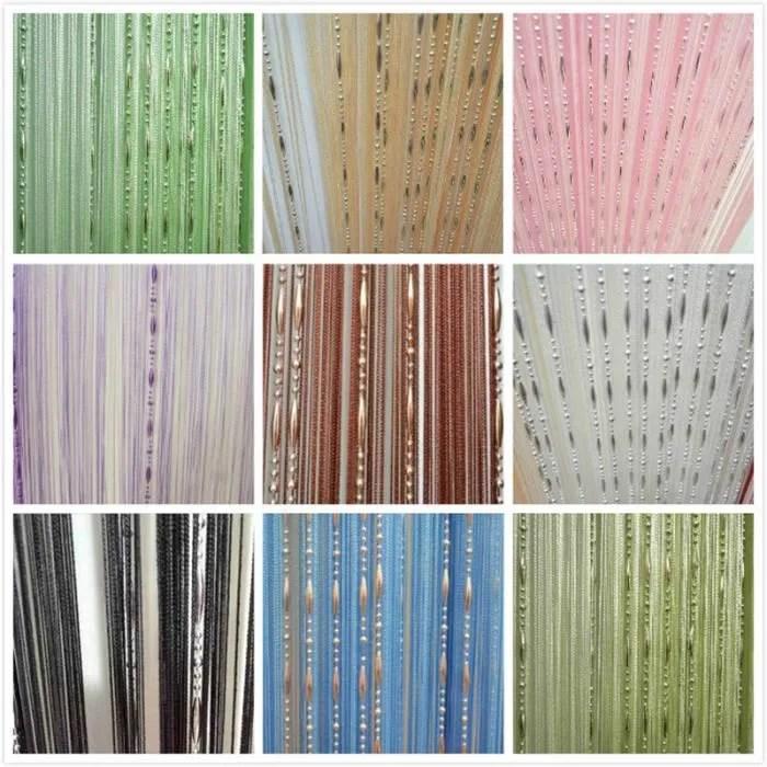 romantique chaine rideau chaine ligne porte de sep