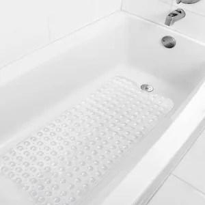 fond de baignoire