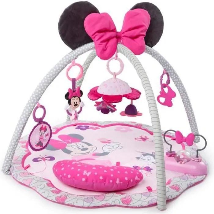 https www cdiscount com pret a porter bebe puericulture eveil jouets 1er age tapis d eveil portiques d eveil lf 6925 6 disney html