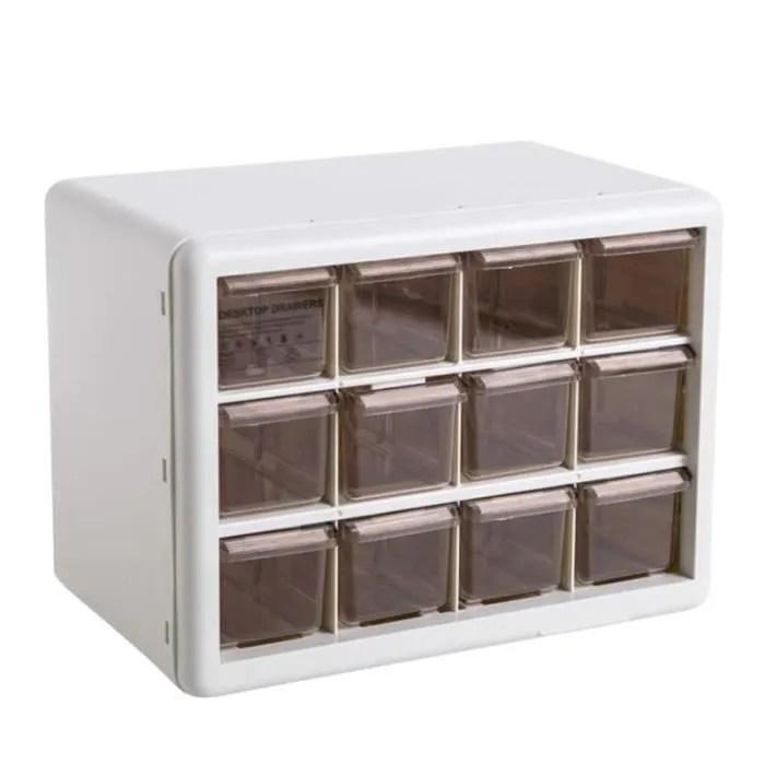 1 pc cas tiroir type placard suspendu etagere de rangement meubles en plastique pour bijoux boucles d oreilles buffet de cuisine