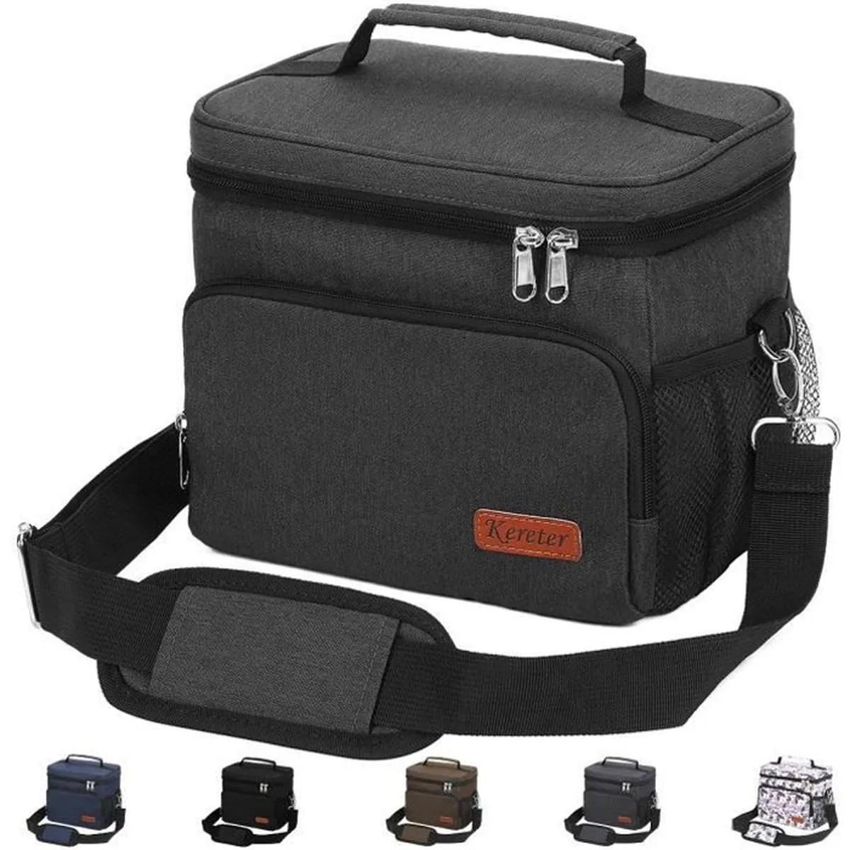 sac repas portable reutilisable