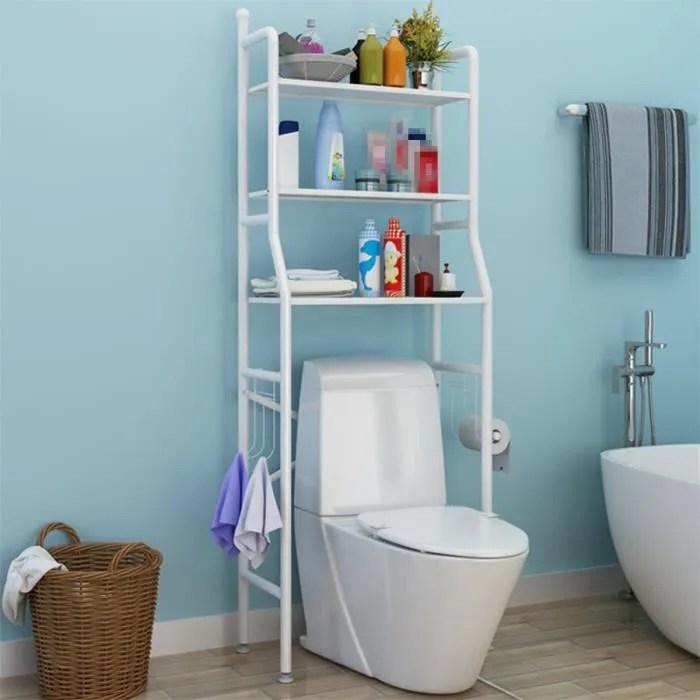 meuble salle de bain avec panier a linge integre