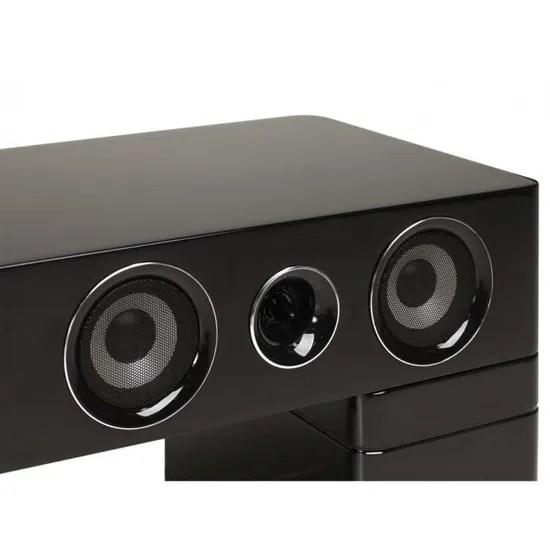 meuble tv home cinema integre watts ii