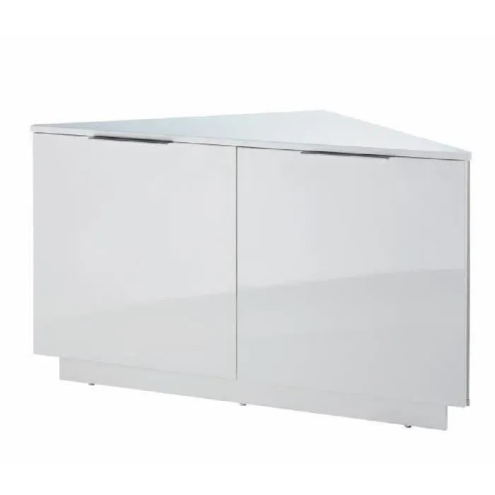 swan meuble tv d angle contemporain