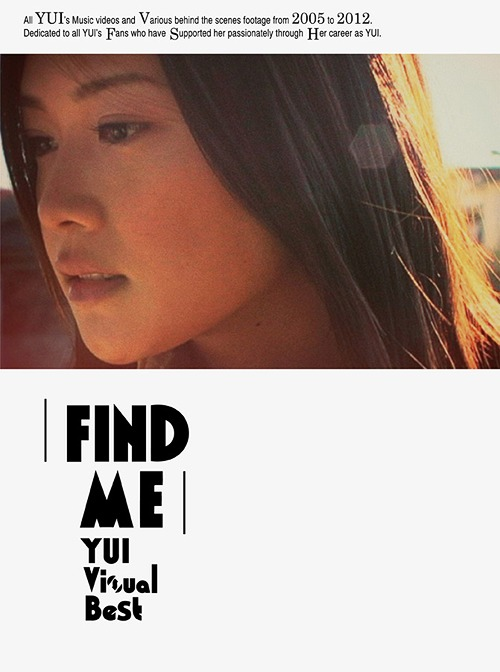 FIND ME YUI Visual Best [w/ DVD, Limited Edition]