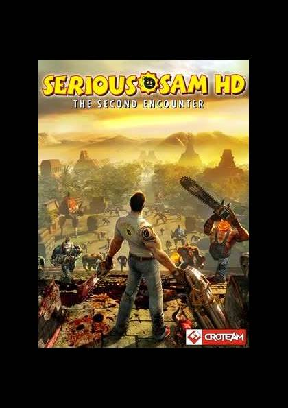Buy Serious Sam Hd The Second Encounter Steam Cd Key