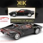 Kk Scale 1 18 Ferrari 288 Gto Year 1984 Black Kkdc180412 Model Car Kkdc180412