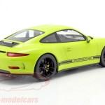Minichamps 1 12 Porsche 911 991 R Year 2016 Light Green 125066326 Model Car 125066326 4012138144194