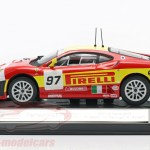 Bburago 1 43 Ferrari F430 Gtc 97 24h Lemans 2008 Ruberti Bubini Malocelli 18 36303 Model Car 18 36303 8719247604026 4893993363032