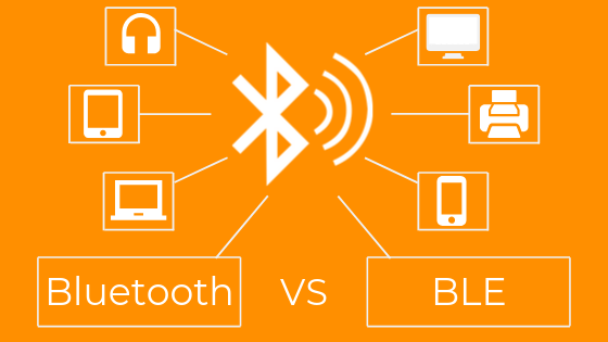 Bluetooth vs Bluetooth Low Energy