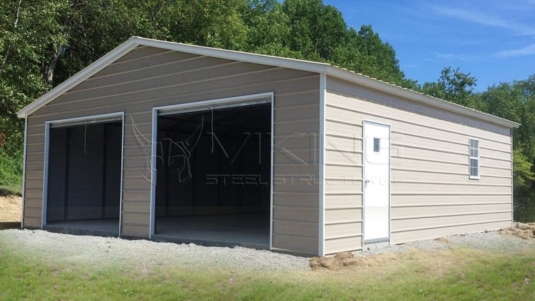 Viking Steel Structures Metal Carports Barns Garages