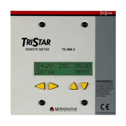 tristar digital remote meter