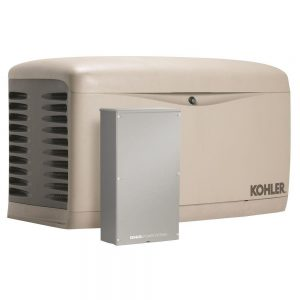 Kohler Generator with Automatic Transfer Switch