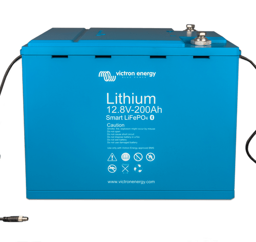 LiFePO4 Battery 12,8V 200Ah Smart