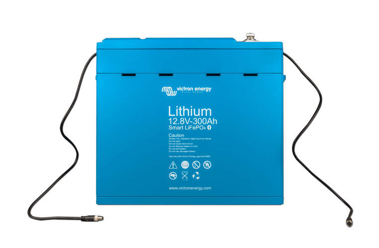 Victron LiFePO4-Battery-12.8V-300Ah-Smart