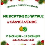 Mercatini di Natale a Castelverde