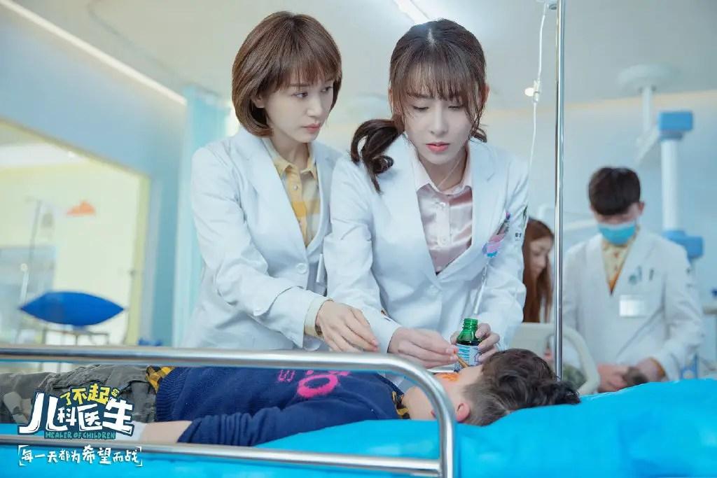 Healer Of Children Chinese Drama Still 4