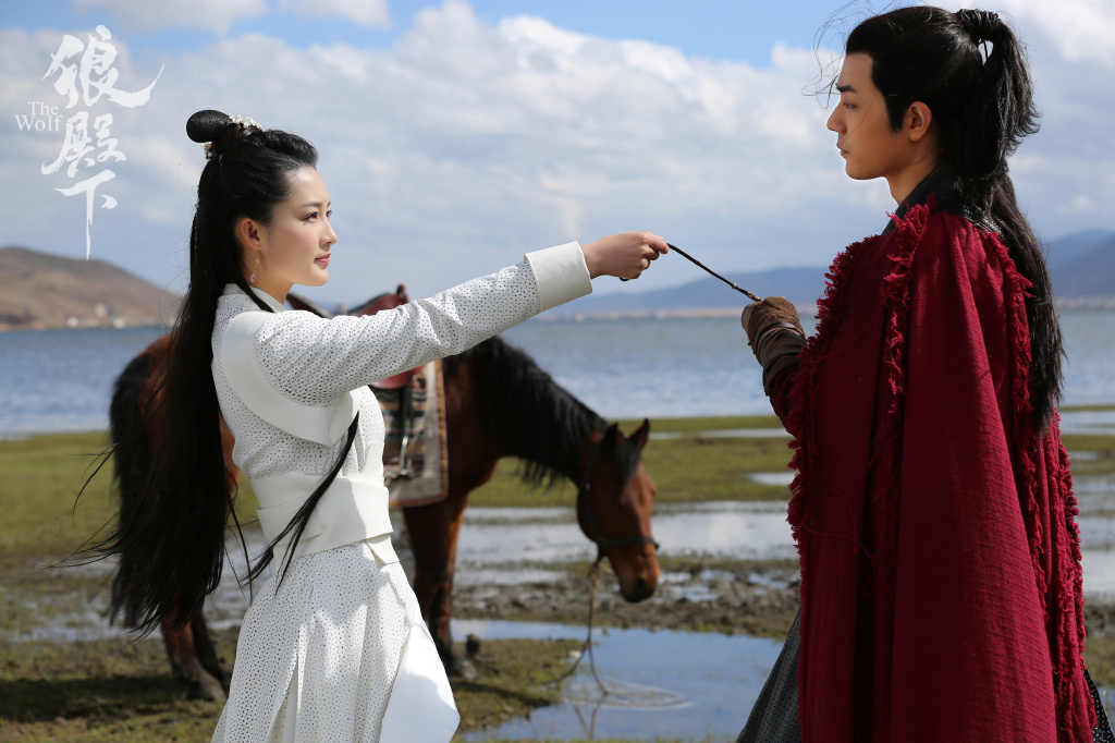 The Wolf Chinese Drama Still 2