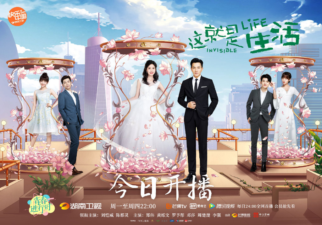 Invisible Life Chinese Drama Poster