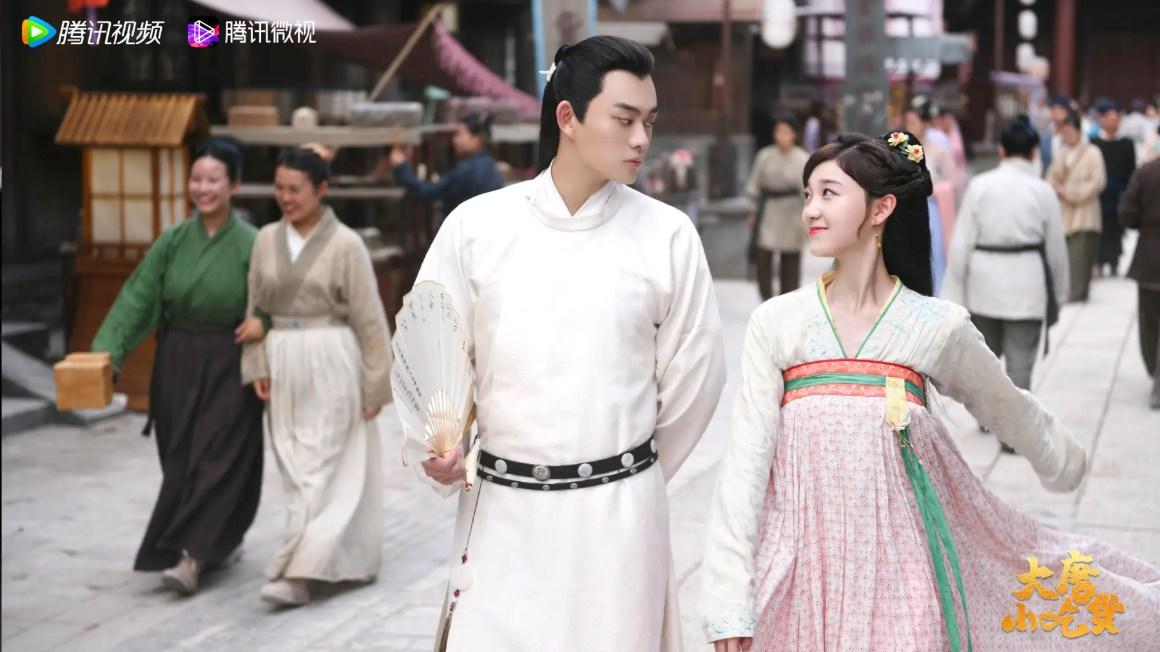 Gourmet in Tang Dynasty Drama Still 1