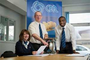 Trainers prepared to offer pump training at CDR Pumps -