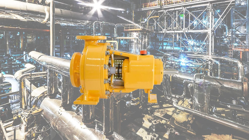 Mechanical Seal Pumps by CDR Pumps