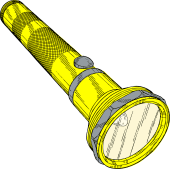 The flashlight