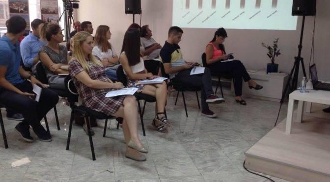 Index održivosti NVO-a u Crnoj Gori
