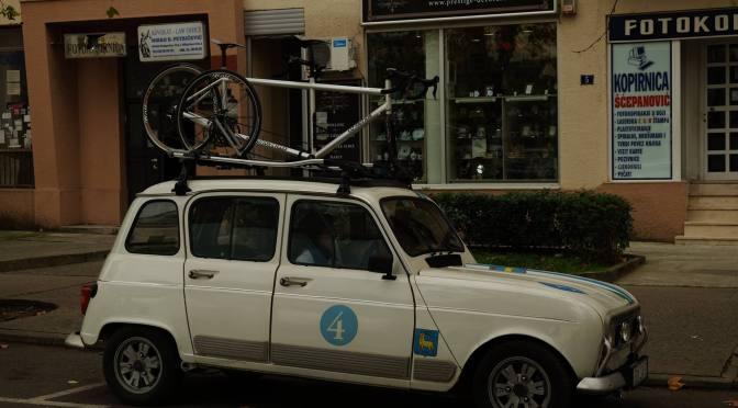 Vožnja sjećanja na evropski biciklizam