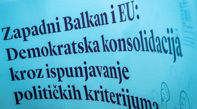 Stabilnosti Balkana zavisi i od stabilnosti EU