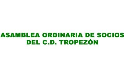 CONVOCATORIA ASAMBLEA ORDINARIA DE SOCIOS