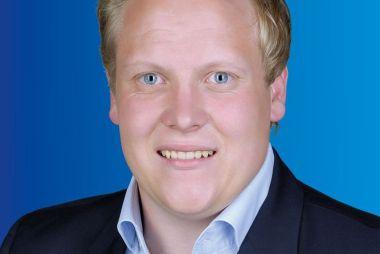 Der Kandidat für die Europawahl am 26.05.2019, Tilman Kuban, besucht Laatzen.
