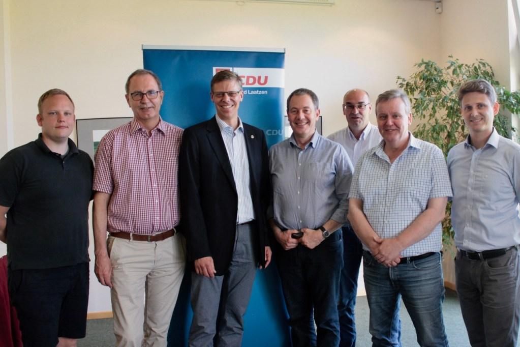 Erste Mandatsträgerkonferenz der CDU mit Vertretern der Sportvereine