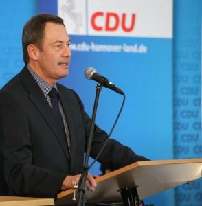 Christoph Dreyer, Fraktionsvorsitzender im Stadtrat Laatzen