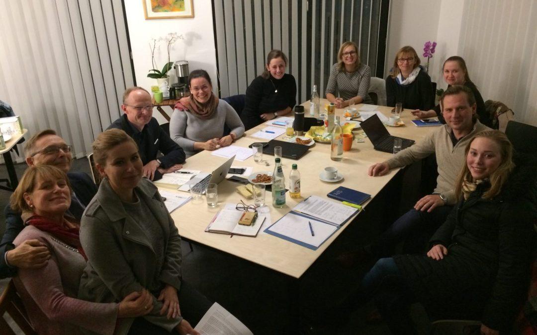 Unterstützen. Wachsen. Mitgestalten – Vorstandssitzung mit der Frauenunion