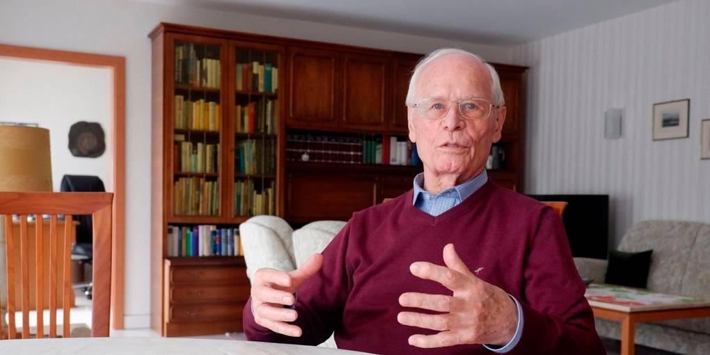 CDU gratuliert zum 90. Geburtstag des Flörsheimer Ehrenbürgers Mathäus Lauck