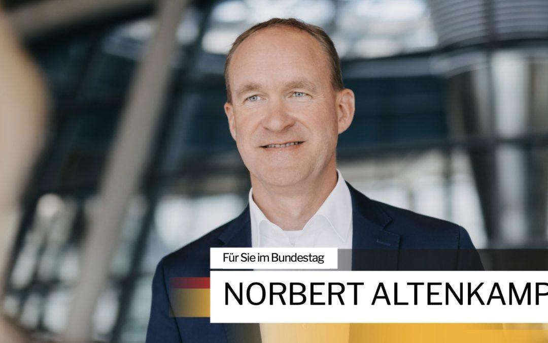CDU-Vorstand Main-Taunus schlägt wieder Altenkamp vor