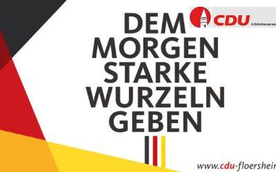 CDU Flörsheim beteiligt sich an der Aktionswoche Wald