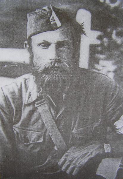 """Тарас Боровець - """"Бульба"""" в 1941 р."""