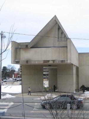 Engineer's Guide to Western Massachusetts: Fine Arts Center (UMass Amherst)