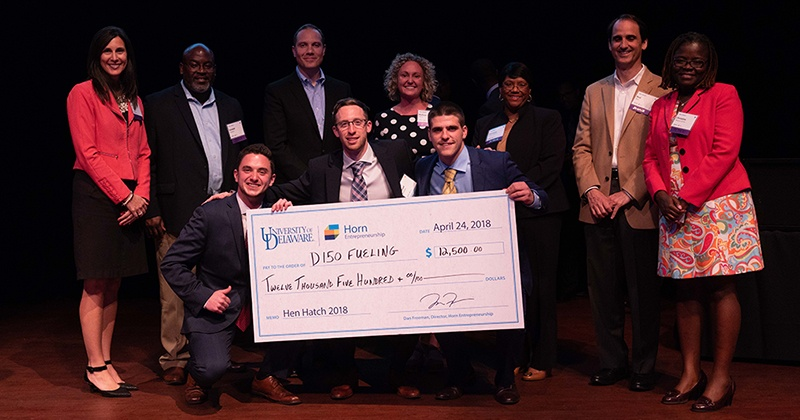 Start-Up Wins Grant from New Castle County