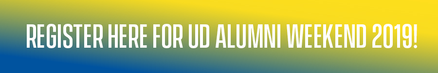 Register for UD Alumni Weekend