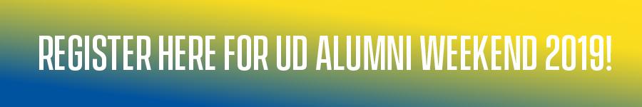 Register for UD Alumni Weekend
