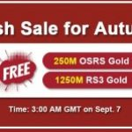 Group logo of Simply Enjoy Free RS Gold for Sale in Autumn Flash Sale on RSorder Sept 7