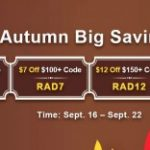Group logo of RSorder Autumn Big Discounts: Chance to Gain Up to $18 Coupons for 2007 Runescape Gold