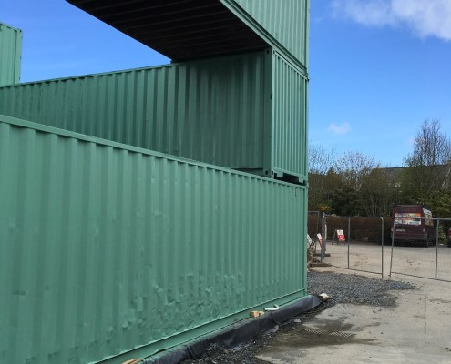 Container Adventure Centre Wicklow