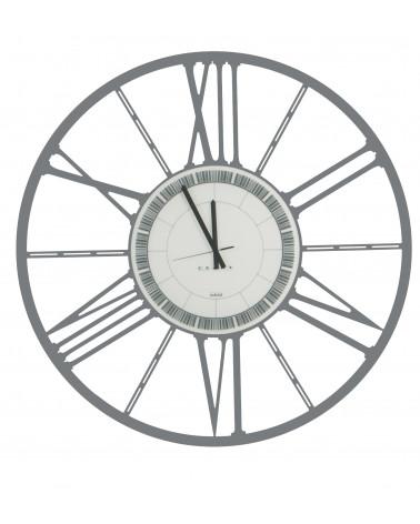Orologi da parete ☆ arreda la tua casa con stile! Orologio Da Parete Grande Moderno Ruota Diametro 80 Cm