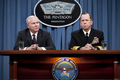 The Pentagon has requested a record $708 billion for fiscal year 2011.