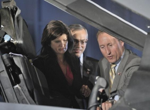 Conservative ministers search for the culprit in the F-35 fiasco