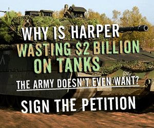 Stop the waste - Sign the petition